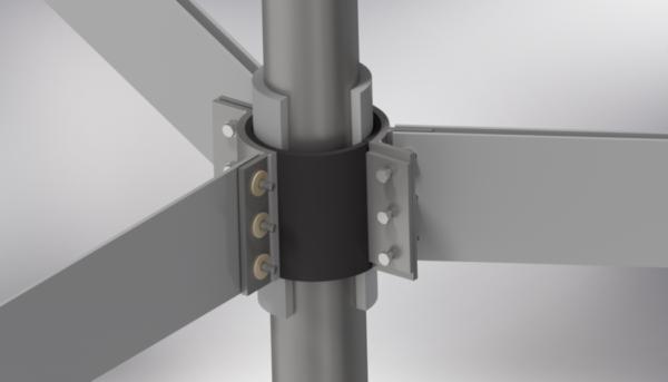 Macchine rotative – boccola guida Mixer 1
